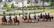 Rhinestone Cowgirls Photo outside